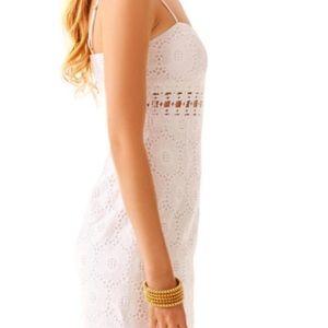 Lilly Pulitzer Sheena Eyelet Lace Dress